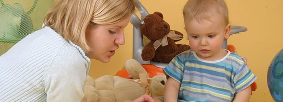 Особенности речи ребенка в 2 года